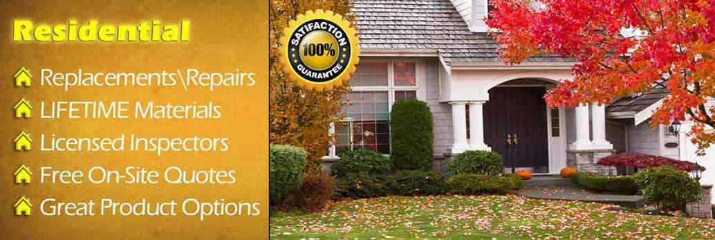 Residential Roofing in Sugar Land, Texas
